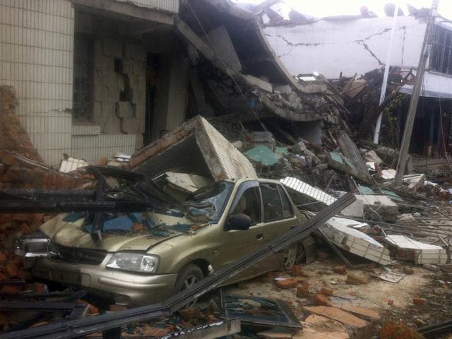 China quake,Yunnan province,relief work