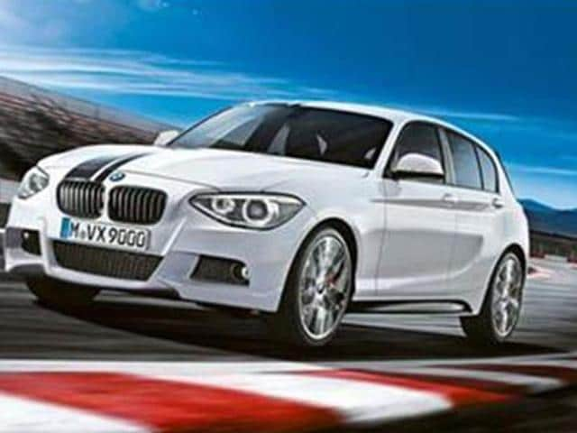 bmw,BMW launches special edition 1-series,BMW 1-series M Performance Edition