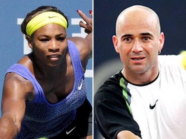 American-tennis-stars-Serena-Williams-L-and-Andre-Agassi-will-be-playing-for-the-Singapore-IPTL-team-Agency-Photo