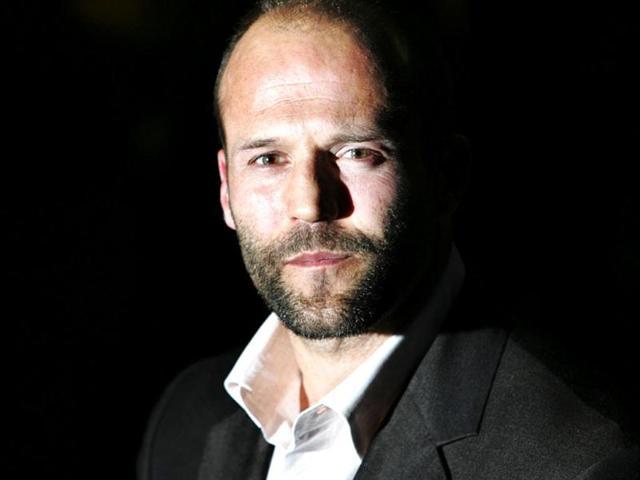 Jason Statham's diving skills 'saved' him during shoot
