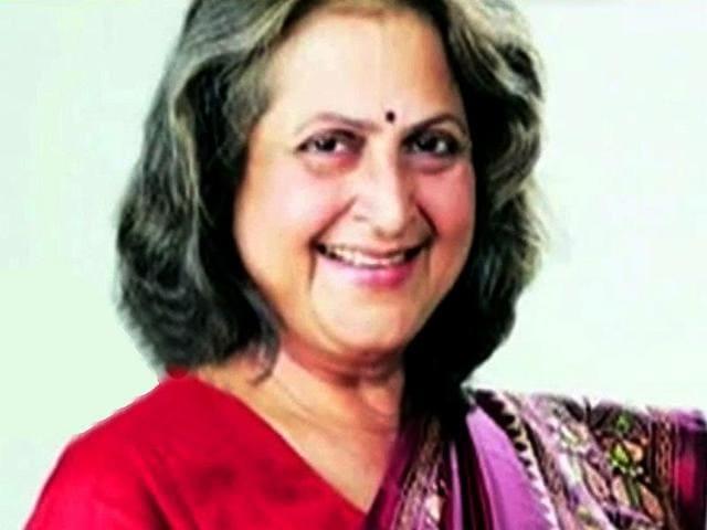 Celebrated Marathi actor and theatre personality Smita