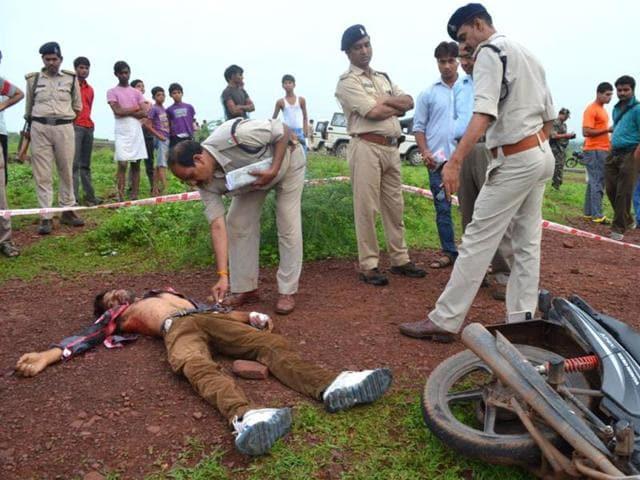 Samir Jat,Inter-state gangster,Madhya Pradesh
