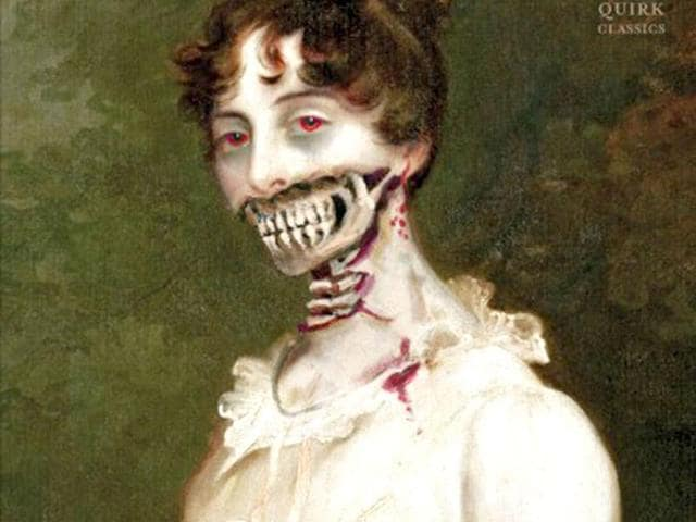 Pride and Prejudice and Zombies,jane Austen,sam Riley