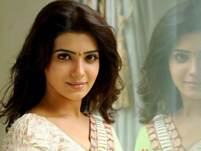 Samantha Ruth Prabhu is a leading star in Tamil and Telugu films. Non-south Indian language viewers will remember her from hit film, Eega which was dubbed in Hindi as Makhhi. (Anjaanmovie/Facebook)