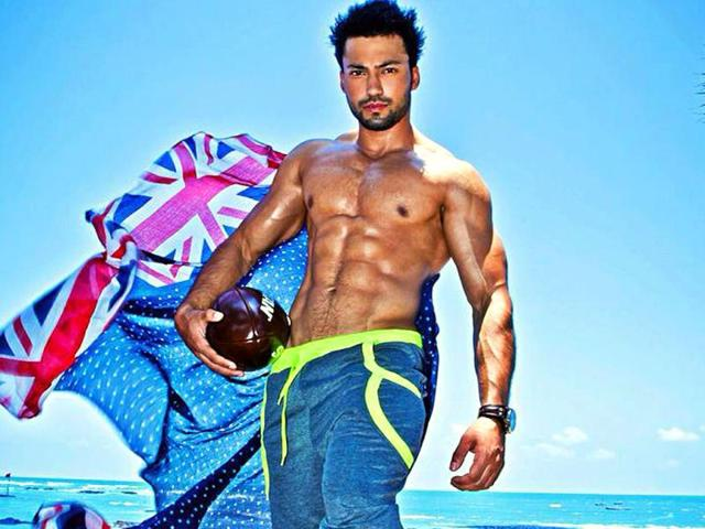 Yasir-Khan-a-fitness-trainer-and-model-from-Bhopal-HT-photo