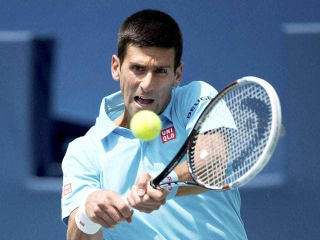 Novak Djokovic,Djokovic,Roger Federer