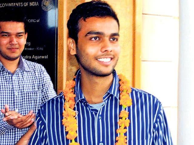 Jaipur-boy-Sanjay-Nawandhar-tops-all-India-CA-final-exams-HT-photo