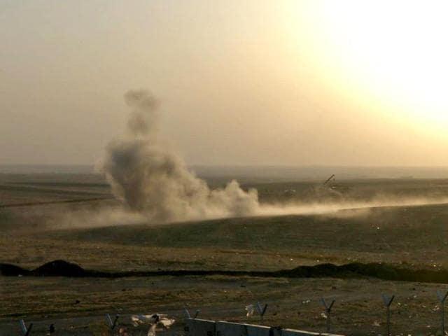 Iraq,Islamic State,US