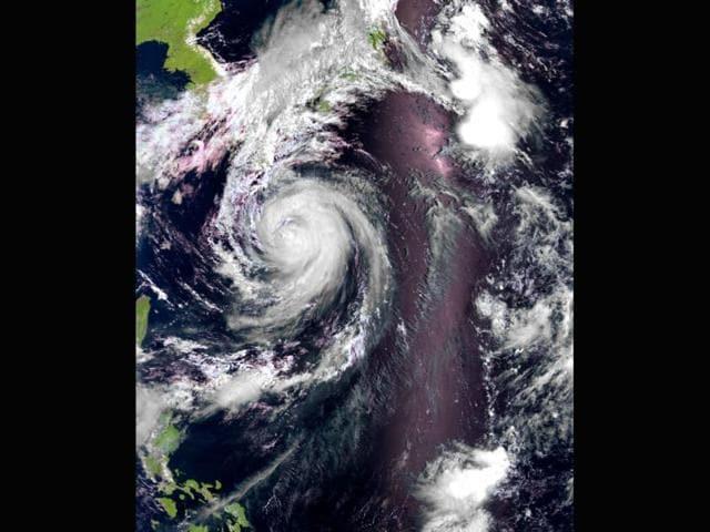 Typhoon Halong,Japan,Tokyo