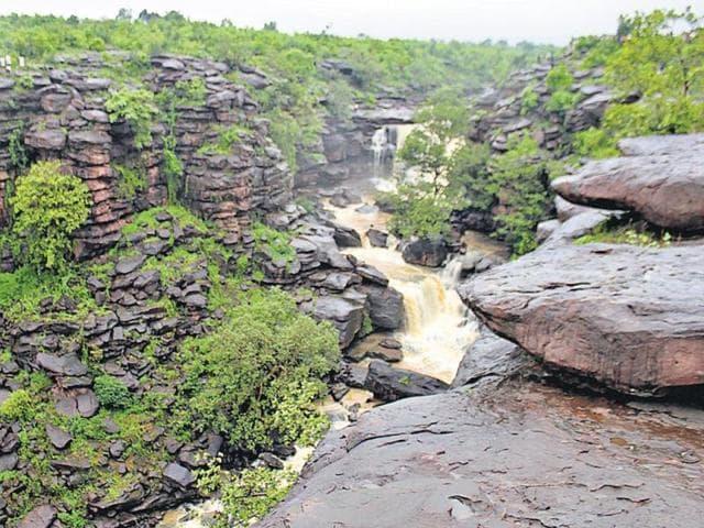 Bagdari fall,Jabalpur,Madhya Pradesh