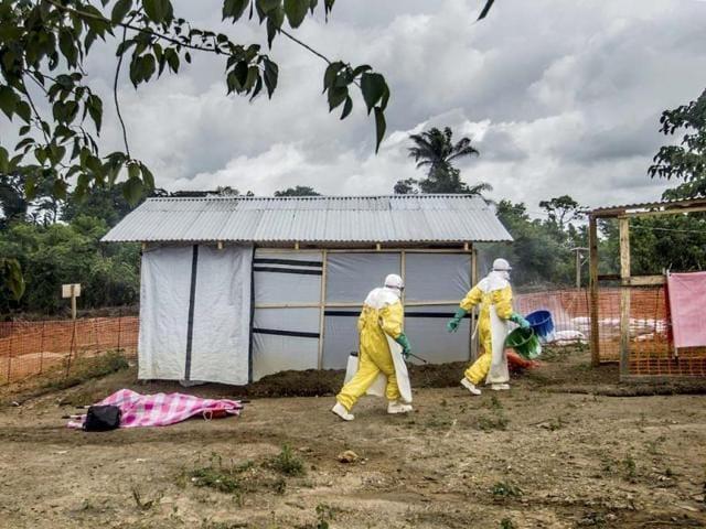 Ebola,Ebola virus,West Africa