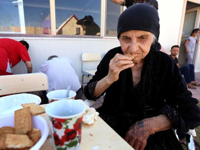 Iraqi Christians,Iraq jihadist onslaught,Kurdistan