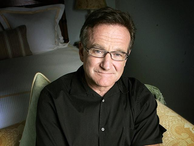 Robin Williams,Robin Williams dead,last video