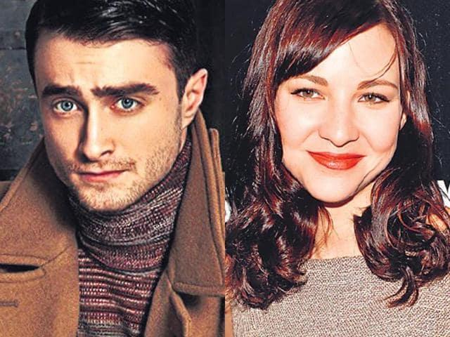 Daniel-Radcliffe-and-Erin-Darke-Agencies