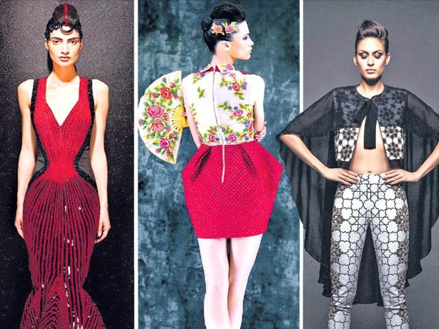 Lakme Fashion Week Winter/Festive 2014,mumbai fashion week,Anita Dongre