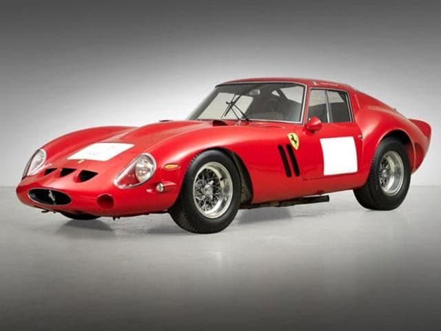 Ferrari 250 GTO,Is this Ferrari set to become the most expensive car ever sold at auction?,Quail Lodge