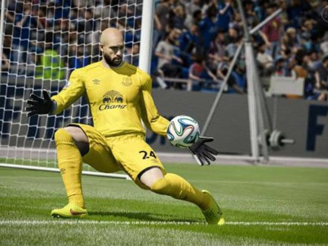 FIFA 15,World Cup,Tim Howard