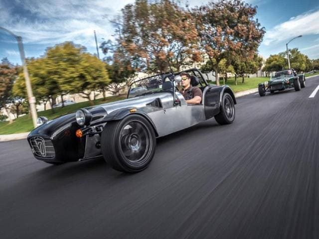 Two new Caterhams heading to the US,Monterey Car Week,Ford Duratec engine