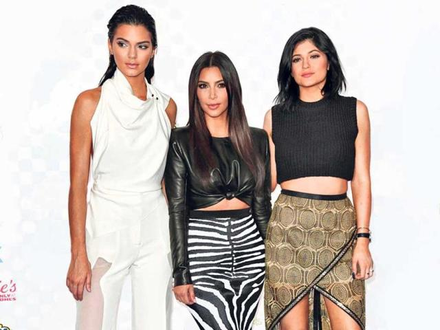Not-kool-enoughThe-Kardashian-family-managed-to-grab-eyeballs-at-the-event-with-their-whacky-outfit-choices-Kendall-Jenner-s-far-left-sheer-panelled-jumpsuit-Kim-Kardashian-s-centre-zebra-printed-pencil-skirt-and-Kylie-Jenner-s-left-flimsy-wrap-skirt-did-not-impress-the-fashion-critics-much