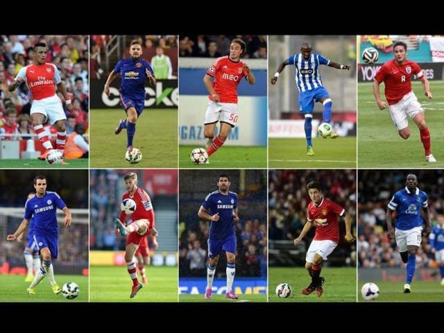 English Premier League,EPL,transfers