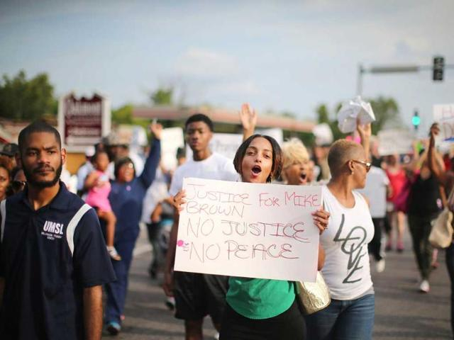 Demonstrators-protest-the-shooting-death-of-teenager-Michael-Brown-in-Ferguson-Missouri-Getty-Images-AFP-photo