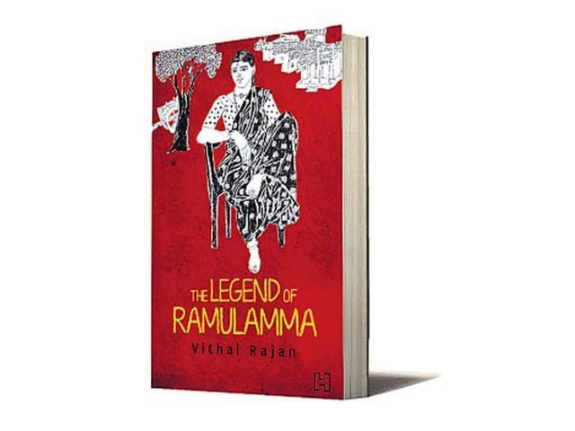 Ramulamma,Naxals,Book
