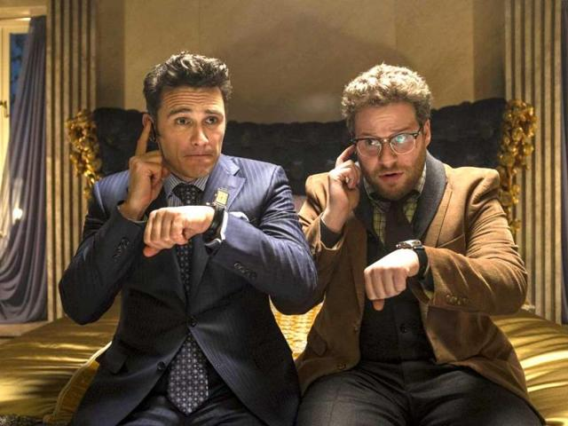 The Interview review: Why this Kolaveri Di,North Korea?