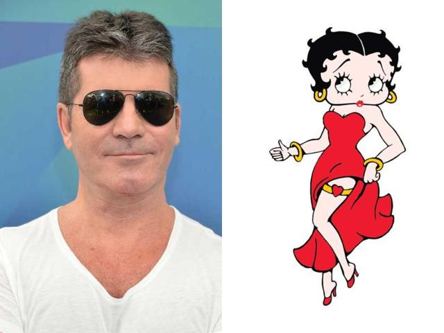 Simon-Cowell-and-Betty-Boop-Agencies