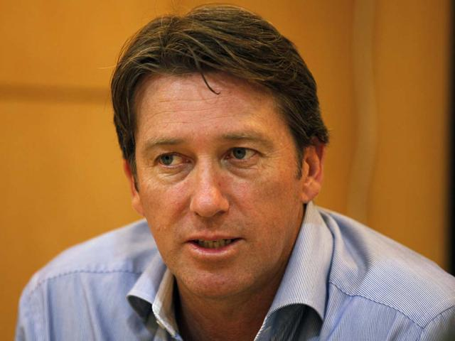 Glenn McGrath,India,MRF Pace Foundation