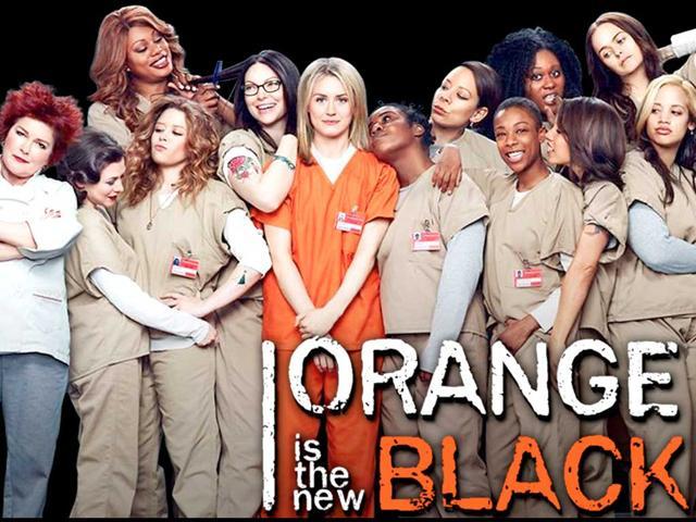 Orange is the new black,Netflix,Jessica Jones
