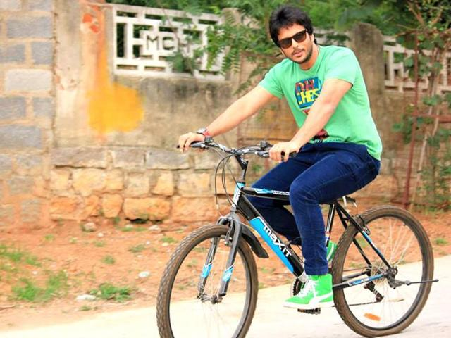Actor,Aadarsh Balakrishna,Superstar Kidnap