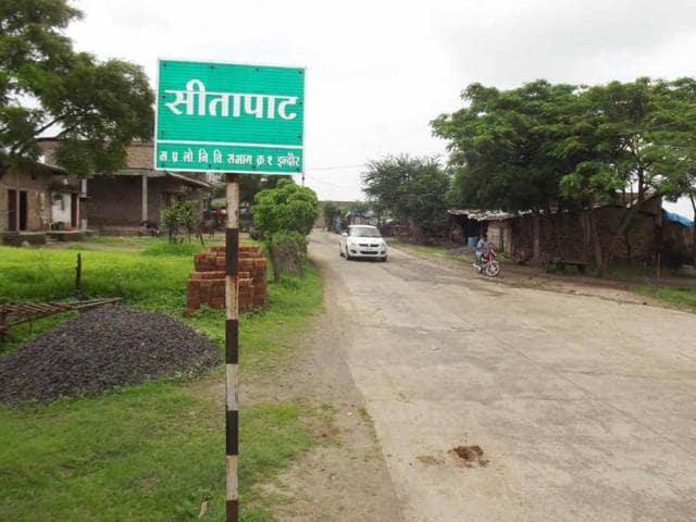 Dalits,Sitapat village,Madhya Pradesh
