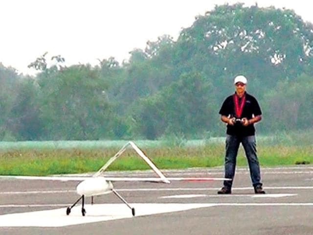 IIT-Kanpur,Indian Army,low-altitude long-endurance unmanned aerial vehicle