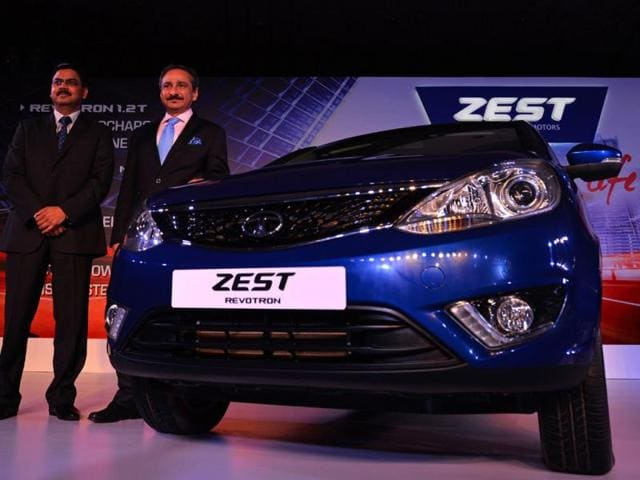 Tata Motors to launch two car models every year till 2020