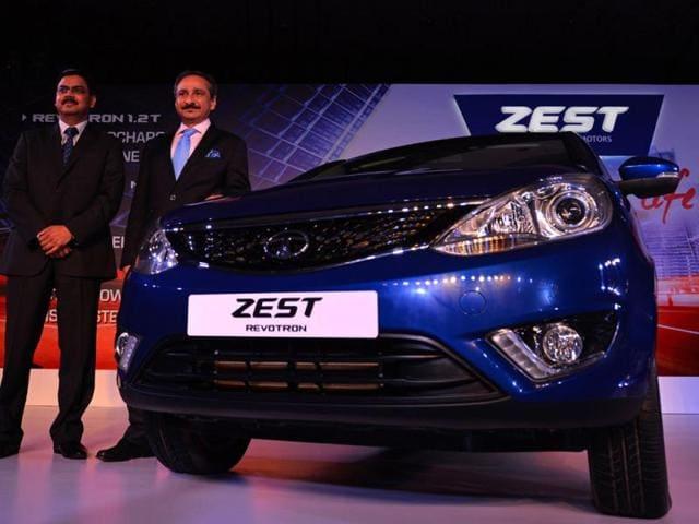 Tata Motors to launch two car models every year till 2020,Tata Motors,sedan Zest