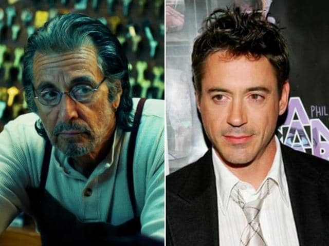 Robert-Downey-Jr-and-Al-Pacino
