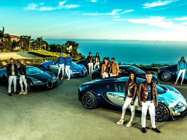 Bugatti,Bugatti Legends Capsule Collection,limited edition clothing line