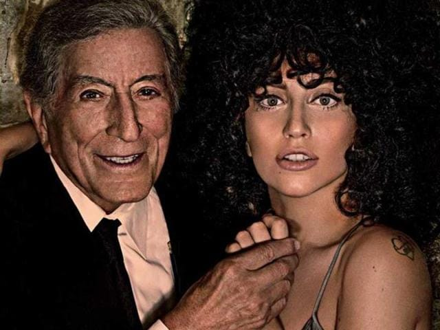 lady gaga,tony bennett,new album