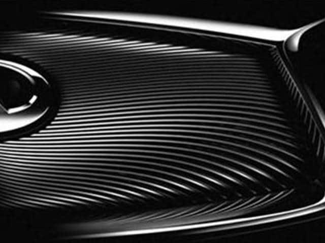 infiniti,Infiniti previews new concept car,Nissan