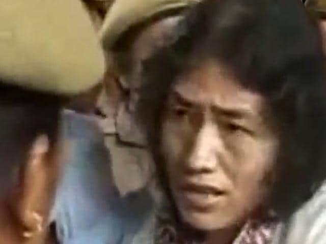 Irom Sharmila,AFSPA,Armed Forces Special Powers Act