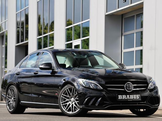 BRABUS-program-for-the-Mercedes-C-Class-Photo-AFP