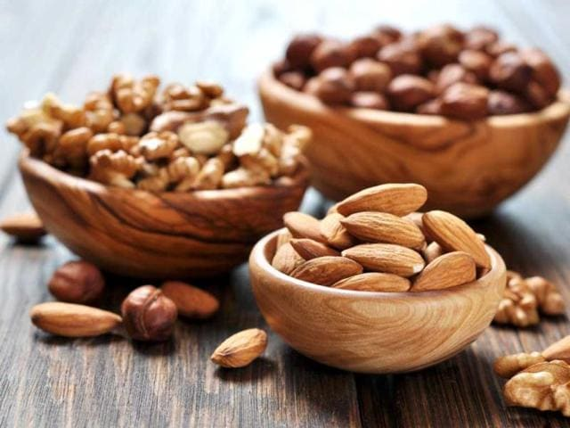 Nuts-are-known-for-their-health-benefits-Shutterstock