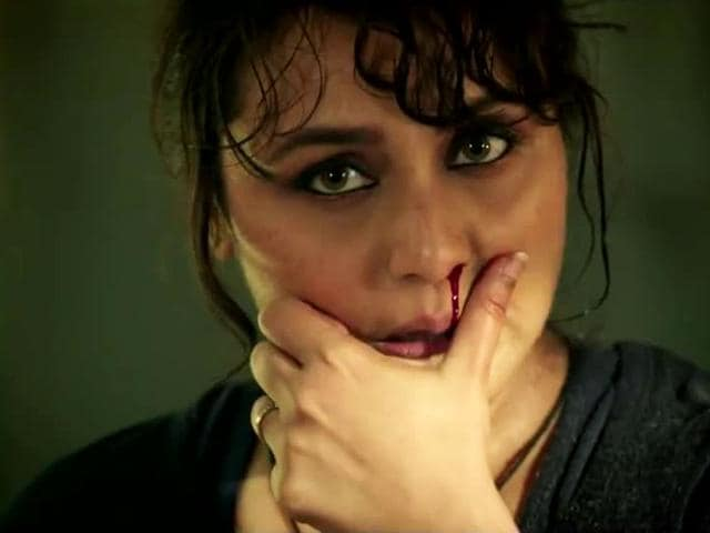 Rani Mukherjee,Mardaani,Mandsaur district