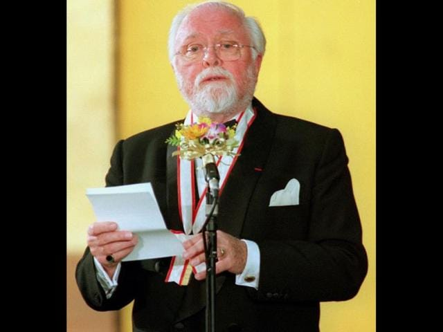File-photo-of-Oscar-winning-director-Richard-Attenborough-who-died-at-90-on-August-25-in-London-AFP-Photo