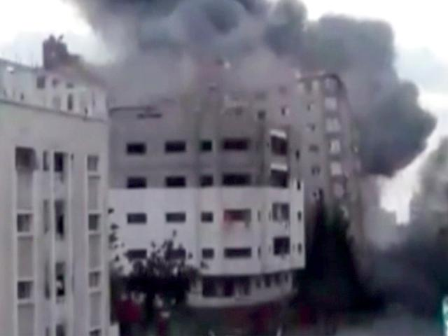 Abbas says may end unity with Hamas over Gaza governance