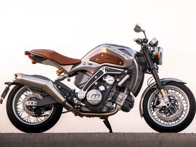 Midual Type 1,motorcycles,Midual presents its idea of a luxury motorcycle