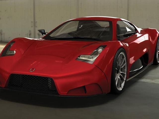 JOSS JP1,jp1,Aston Martin