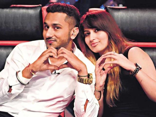 YO YO Honey Singh,wife,shalini
