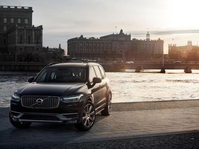 Volvo XC90,new Volvo XC90,Swedish car-maker