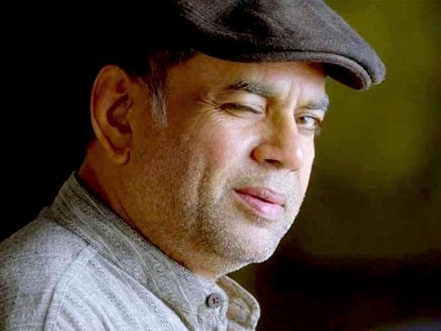 Paresh Rawal plays Emraan